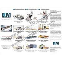 Quality Glass machinery (cutting machine,straight-line,double edging,bevelling machine,) for sale
