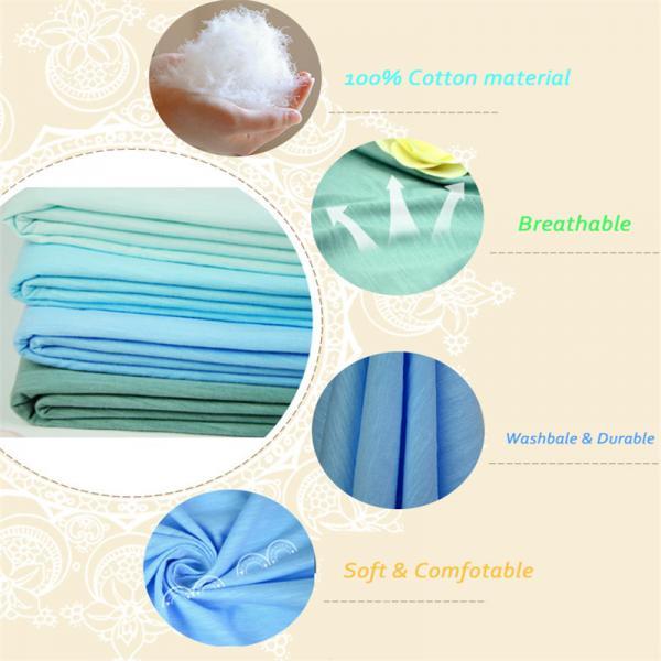 30803b56eeb Plain Dyed Cotton Jersey Material , 100 Cotton Jersey Knit Fabric ...