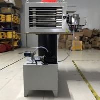 Quality 30000 Kcal / H Waste Oil Burning Heater 2 - 4 Liter Per Hour With Oil Tank for sale