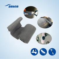 Quality Emergency Glass fiber Pipe repair Wrap Bandage water activity polyurethane resin fix tape armor wrap for sale