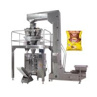 Quality Automatic Weighing Snack Food Packaging Machine , Potato Chips Packing Machine for sale