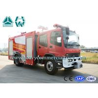Quality Remote Control Long Range Fire Fighting Truck Isuzu Constant Pressure for sale