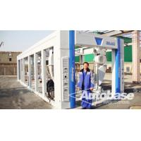 China Tunnel car wash systems with import brush without hurting paint on sale