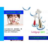 China Deep clean Beauty Care Cosmetics Lady up Sonic Face Massager Brushes on sale