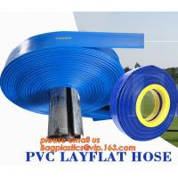 Quality Biodegradable Plastic Bags Farm Agricultural Layflat Hose Pump Multipurpose Utility Hose for sale
