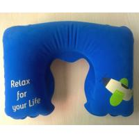 Buy cheap Inflatable travel pillow from wholesalers