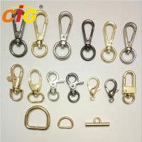 Quality Garments Accessories Handbag Snap Hook For Handbag Metal Chain for sale