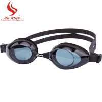 Quality Comfortable Anti Fog Swim Goggles , Wide View Uv Protective Coating Glasses for sale