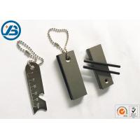 Quality Multifunction Emergency 2 In 1 Mag Bar Fire Starter 5.5 x 3 x 0.2 Inches for sale