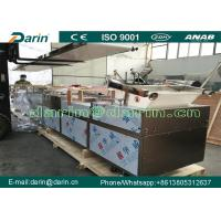 Quality New Condition Puffed cereal bar Making Machine Cutting Line with Touch Screen for sale