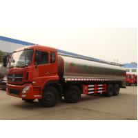 Quality factory sale best price Dongfeng Tianlong 8*4 22CBM milk road tank truck, hot sale! Dongfeng 25m3 liquid tank truck for sale