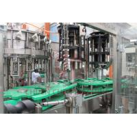 China Fast Speed Automatic Craft Small Scale Beer Bottling Machine For Brew House on sale