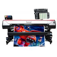 China 6.2 Feet Wide Format Indoor Printing Machine , Digital Printing Machine 4 Colors on sale