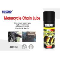Buy cheap Motorcycle Chain Lube Leaves Lubricating Non - Drying Film That Resists Wash Off from wholesalers