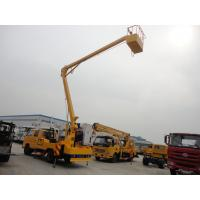 Quality 2019s new model JMC brand 4*2 LHD aerial working truck for sale, JMC 4*2 12-16M high altitude operation truck for sale for sale