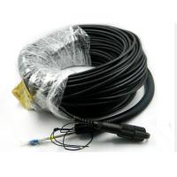Buy Multimode Fiber Optic Patch Cables DLC/PC DLC/PC Outdoor Protected Branch Jumper at wholesale prices