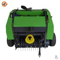 China Chinese farm equipment atv small hay baler mini walk behind hay baler for sale on sale