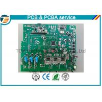 Quality FR-4 PCB Assembly Services , Green PCB Board Multilayer Automatic Metering Reading for sale