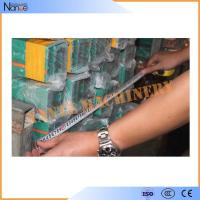 Quality Green / Orange Enclosed Conductor Rail System Crane Bus Bar 50A - 170A for sale