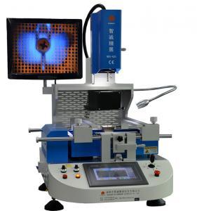 China infrared bga soldering stations wds620welding machine and bga reballing kit stencils on sale