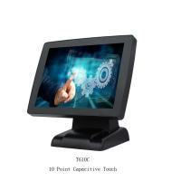 Quality 15 Inch Resistive Touch Screen POS System SSD 32G Hard Disk 1 Year Warranty for sale