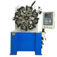China Hollow Cnc Coil Winding Machine , Spring Coiler Applied To Electrical Industry on sale