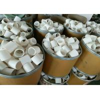 Quality Tower Packing Plastic Random Packings Raschig Ring 94% Void Rate for sale