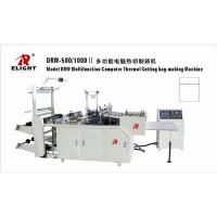Quality DRW-600/1000ⅠⅠ Multifunction Computer Thermal Cutting bag-making Machine for sale