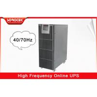 Quality 6KVA / 5.4W 220VAC High Frequency Online UPS / Uninterrupted Power Supply for sale