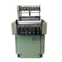Quality China needle loom to weave ribbon for mattress edging tape for sale