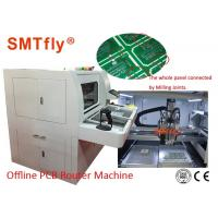 China Manual Loading Unloading PCB Depaneling Router Machine Computerized SMTfly-F01-S on sale