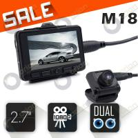 Quality ORION 2.7inch FullHD 1080p CAR DVR HDMI/G-Sensor/video screenshot H.264 DVR-M18 for sale