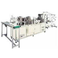 Buy cheap Earloop N95 Respirator 20KW Non Woven Mask Making Machine from wholesalers