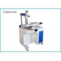 Quality Jeans Leather Fabric Desktop Co2 Laser Engraver With Dynamic Focus System , Big Working Area for sale