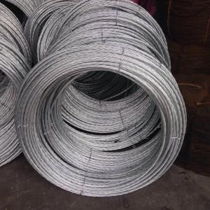 Galvanized Stay Wire as per BS 183 Grade600-Grade1300