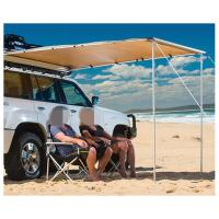 China Portable 4x4 Off Road Vehicle Awnings With Ground Nails And Windbreak Ropes on sale