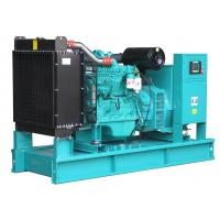 Three Phase Diesel Power Generator 100kva 80kw With 24v Electric Start