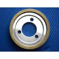 Quality Metal bond Bowl Shaped Diamond Grinding Wheel for Glass edge machine for sale