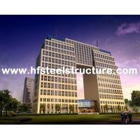 Quality Multi-Storey Steel Building For Office Building For Exhibition Hall, Office Building for sale