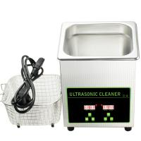 Quality Sonic Wave Ultrasonic Jewelry Cleaner Cleaning Machine Acid Proof For Earring for sale