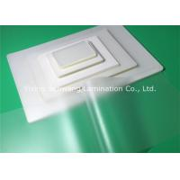 Quality Glossy PET Pouch Laminating Film Glossy Preventing Alteration For Documents Cards for sale