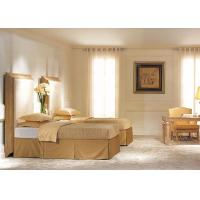 Buy cheap Country Retro Style Hotel Bedroom Furniture Mid - Century Ash Finished from Wholesalers