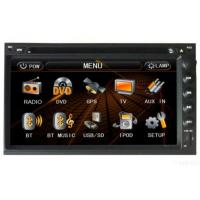 Quality Double Din Car Dvd Player for sale