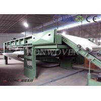 Quality Automatic Cross Lapper Machine 4800mm For Mattress Waddings Making for sale
