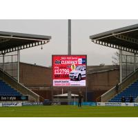 Buy cheap RGB SMD P10 Outdoor Full Color LED Display , P10 Led Display Module from Wholesalers