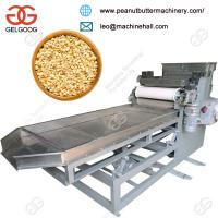 Quality 304 Stainless Steel Almond Nut Pista Cutting Machine Price For Sale for sale