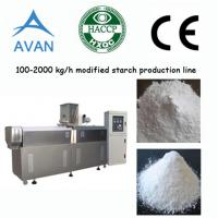 Quality Modified starch machine production line for sale