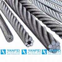 Quality AISI316 Stainless Steel Wire Rope for Chain for sale