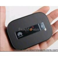 Quality Huawei E5151 Wifi Usb Router With Sim Card / Ethernet Port Dual Working Mode for sale