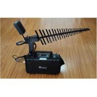 China 5 Bands Drone Rf Jammer , Easy Carrying Drone Signal Blocker With High Accuracy on sale